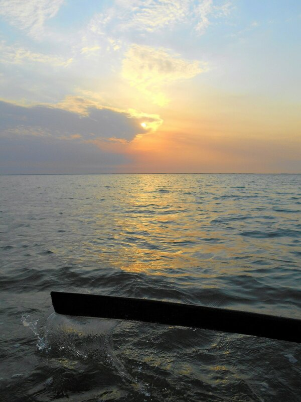 С веслом на закате ... DSCN1217.JPG