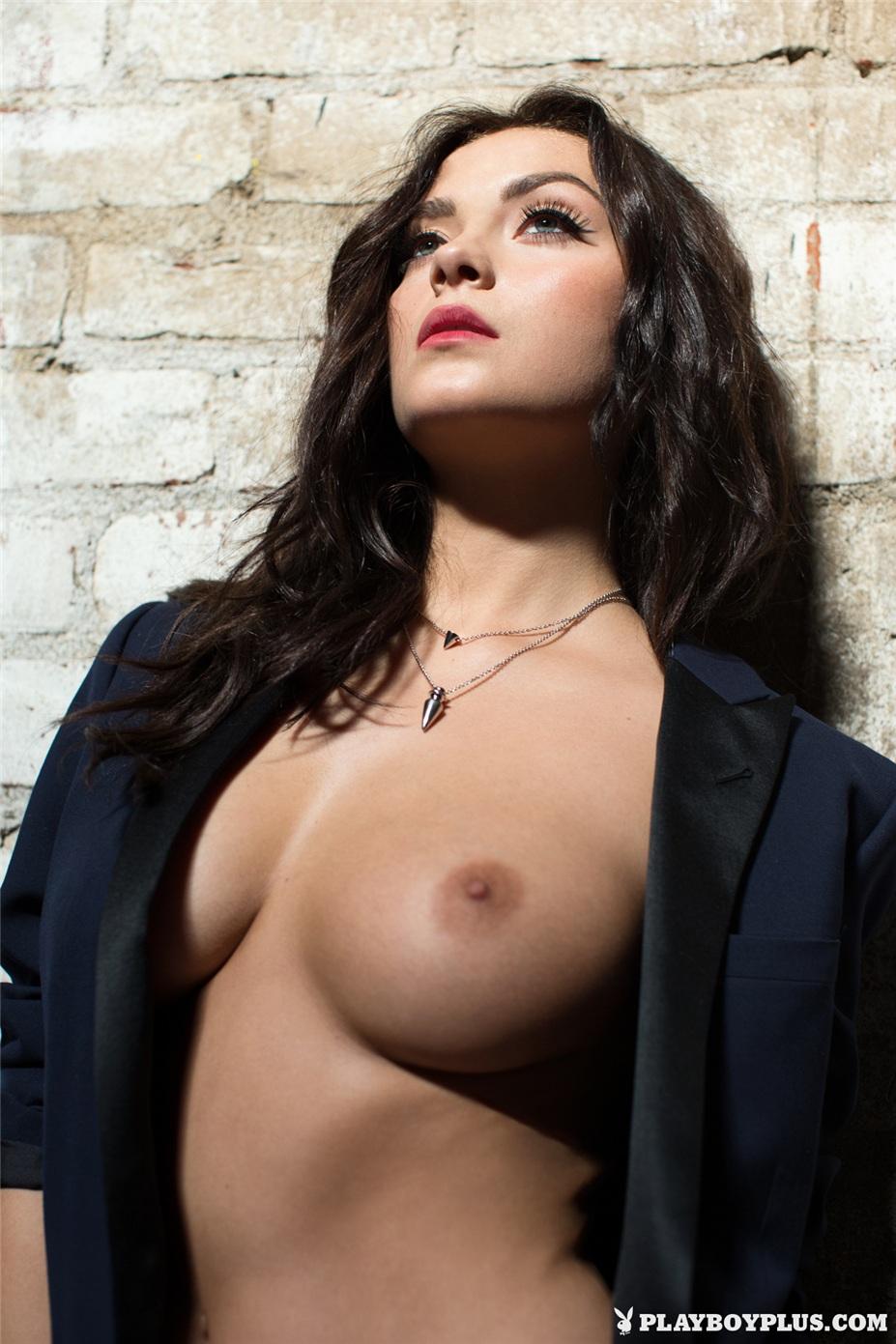 Девушка месяца Александра Тайлер / Alexandra Tyler - Playboy US april 2015 Playmate