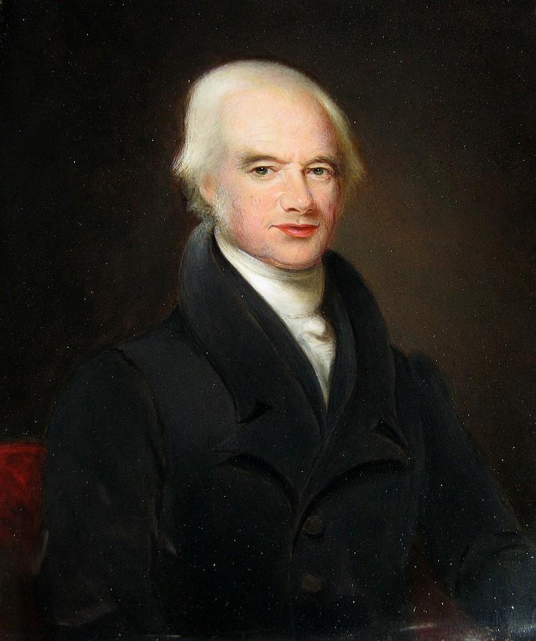 Сэмюэл Эссекс, в возрасте 67 (после картины WH Collier, 1827)