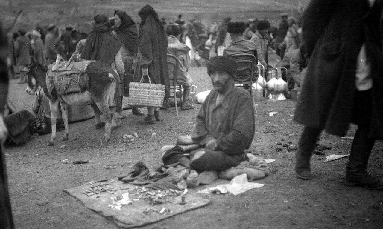 Рынок в Дагестане