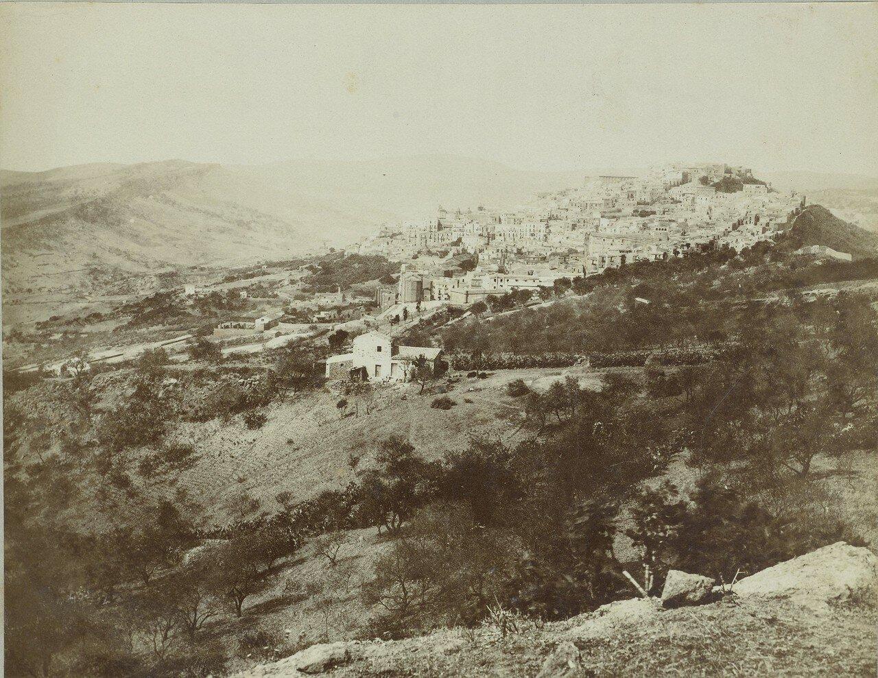 1893. Панорама Агридженто (Сицилия)