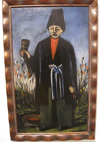 Пиросмани-Мужчина с рогом.jpg