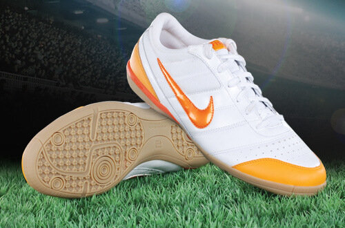 Nike Five Orange White