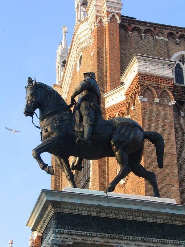 Памятник кондотьеру Коллеони