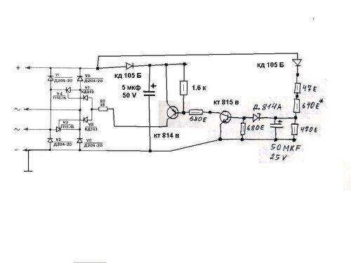 вариант блока БПВ 21-15.