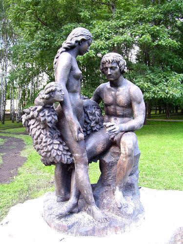 Адам и Ева*