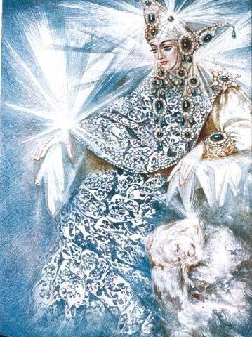 Снежная Королева. Валерия Флориановна Даувальдер
