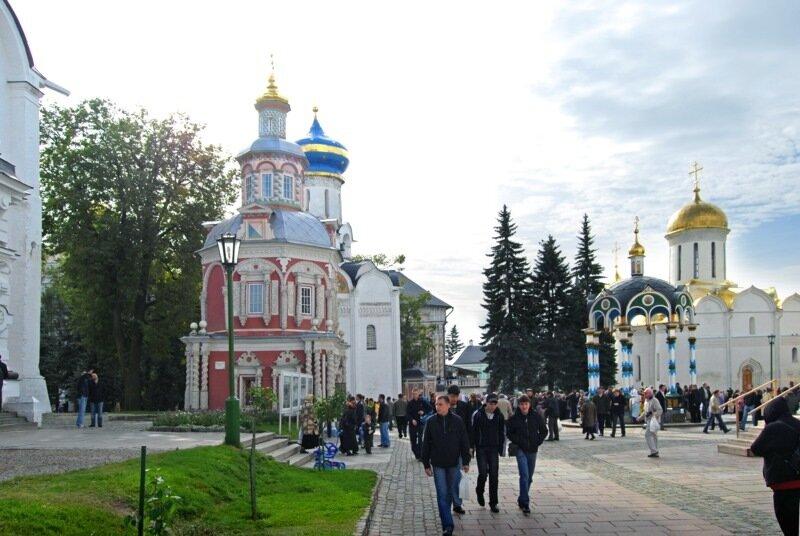 такси Москва-Сергиев Посад