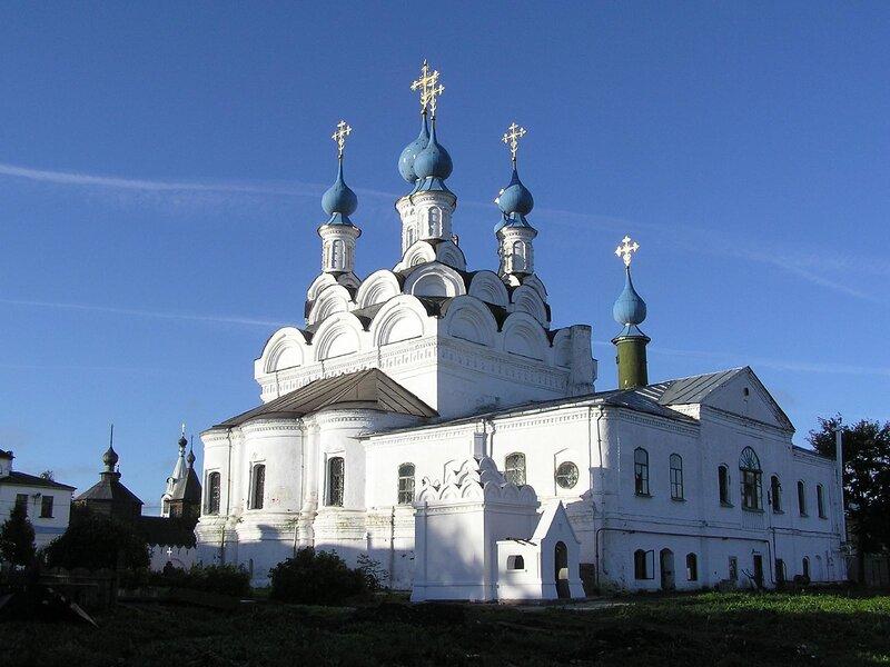 """Паломнический центр  """"Одигитрия """" приглашает Вас встретить Пасху в древнейшем на Руси городе Муроме."""