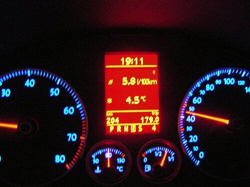 Фото №14 - ВАЗ 2110 расход топлива на 100 км