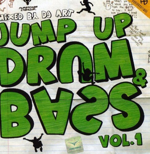 Jump up Drum & Bass vol.1 (mixed by DJ ART) (2008)