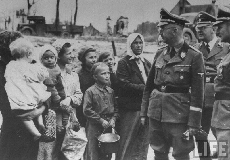 немецкая оккупация