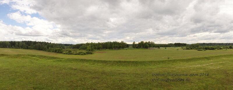 Бородинское поле, Шевардино