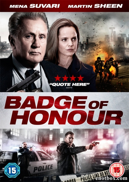 Знак почёта / Badge of Honor (2015/WEB-DL/WEB-DLRip)