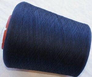 1493.2 Шёлк 100% Тёмно синий.JPG