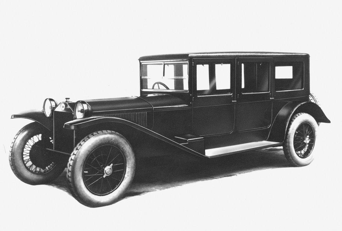 3 Alfa Romeo RM Sport (1923)