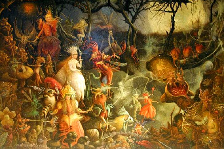 2. Хеллоуин — одновременно древний и современный праздник. Его корни прослеживаются в кельтско-ирлан