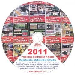 Журнал Amaterske Radio №1-12 2011