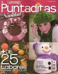 Книга Labores y Manualidades - Puntaditas Navidad №39 - 2011