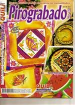 Pirograbado № 1 2008