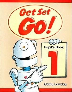 Книга Get Set - Go! - 1, 2, 3, 4 / английский для детей