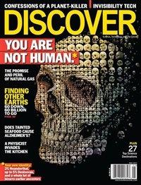 Журнал Журнал Discover Magazine №5 (май 2011) / US