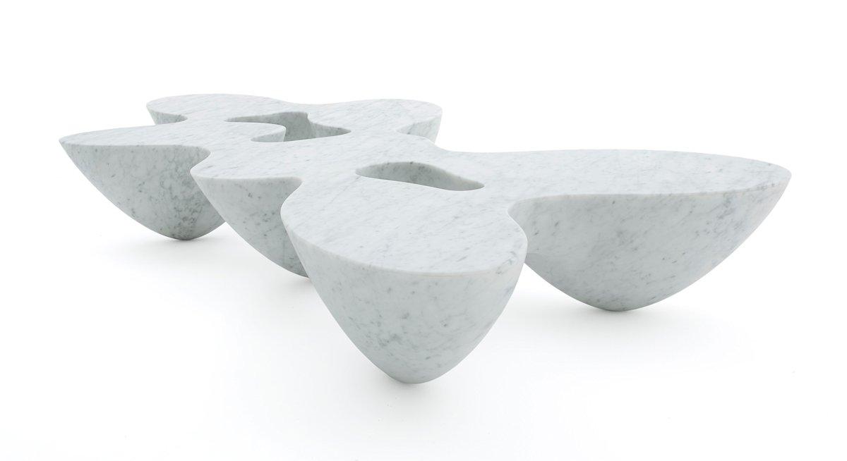 Эммануэль Бабле, Emmanuel Babled, Quark, дизайнерская мебель, необычная мебель, эксклюзивная мебель, мебель фрезер ЧПУ, технология 3D резки дерева