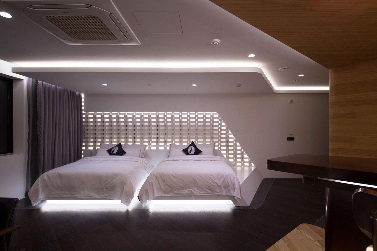 Lounge17, номер Lounge17, отель Hotel the Designers Incheon, лучшие отели в мире, необычные номера в отелях, обзоры лучших отелей мира, отель в Корее