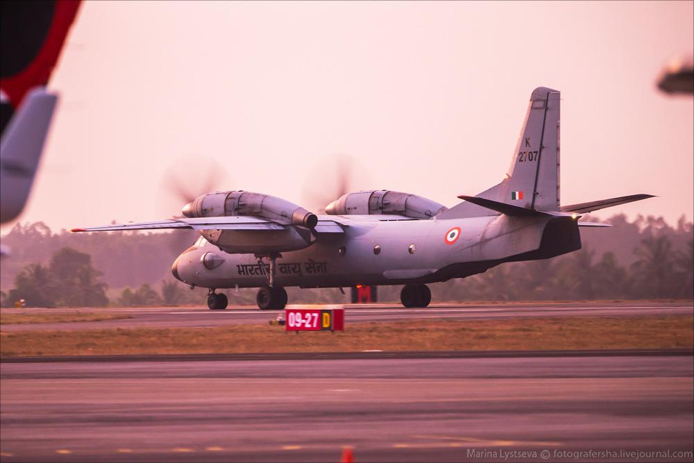 Aero India, второй день