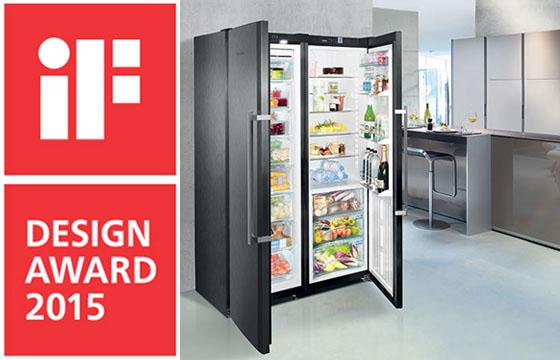 Лучший холодильник года - Liebherr 2015-2016