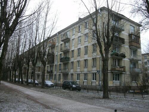 Варшавская ул. 41к1