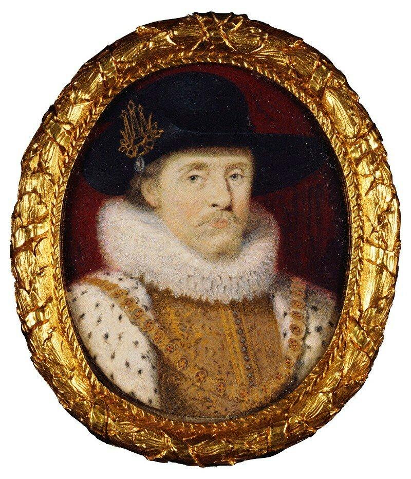 Яков I (James I 1566–1625) - годы правления  (1603-1625)