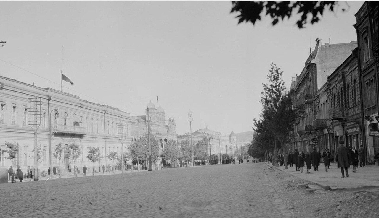 Тбилиси. Оперный театр