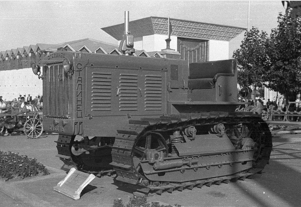 82. Трактор