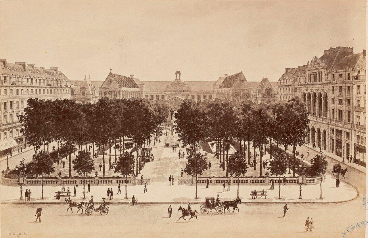 Площадь дю Тампль
