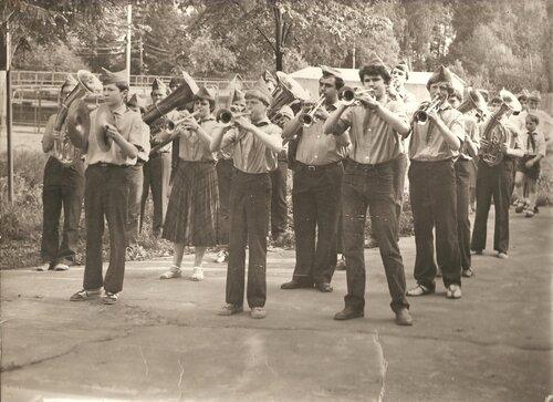 Духовой оркестр Моспочтамта