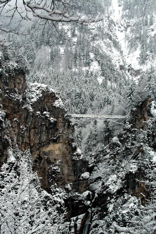 Мост над пропастью