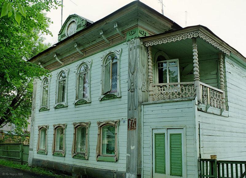 Ростов Великий, Д1, модерн