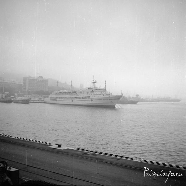 порт Владивостока