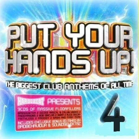 Put Your Hands Up! Vol. 4 3CD (2008)