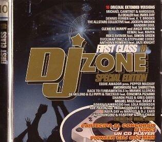 DJ Zone First Class 10