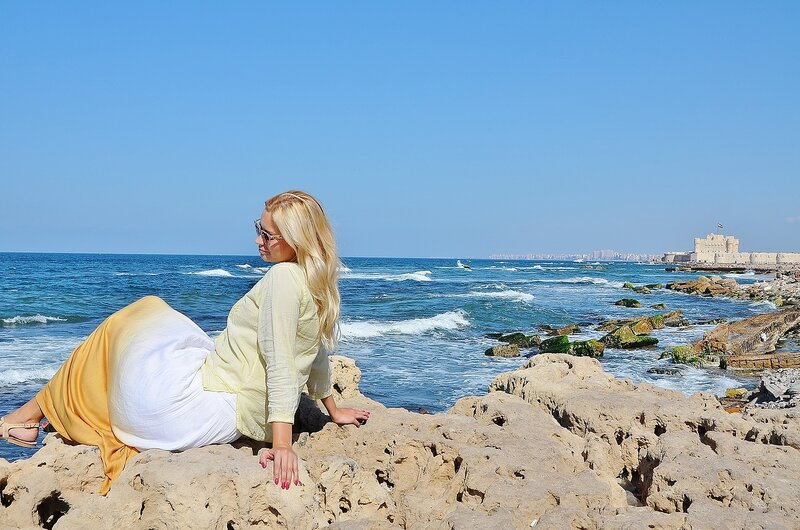 Я в Александрии