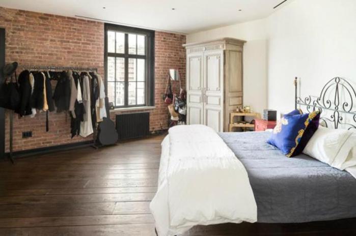 Квартира актрисы и модели Кирстен Данст в Нью-Йорке (фото)