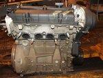 Двигатель HXDA 1.6 л, 115 л/с на FORD. Гарантия. Из ЕС.