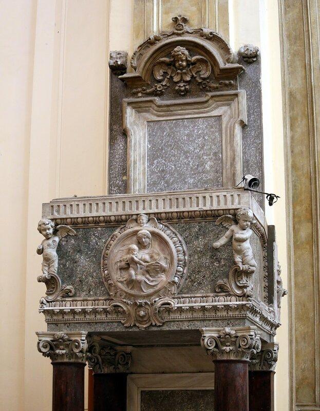 Неаполь. Церковь Сан-Джорджио Маджоре (Chiesa di San Giorgio Maggiore)