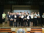 Конкурс чтецов среди 5-8 классов, апрель 2015