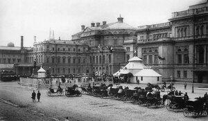 Императорский Мариинский театр.1908
