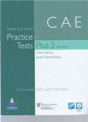 CAE Practice Tests Plus 2 New Edition