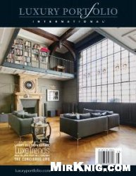 Журнал Luxury Portfolio International Vol.4 No.1