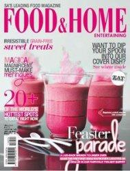 Журнал Food & Home Entertaining - April 2014
